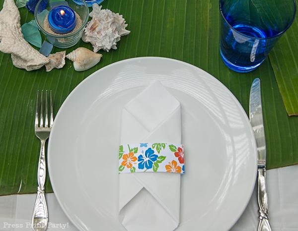 hibiscus-napkin-ring