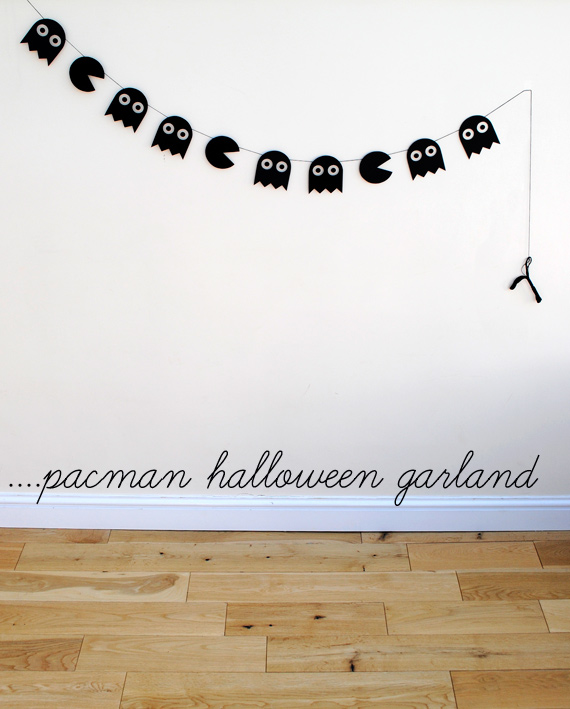 5 Super Easy Halloween Decorations - Press Print Party