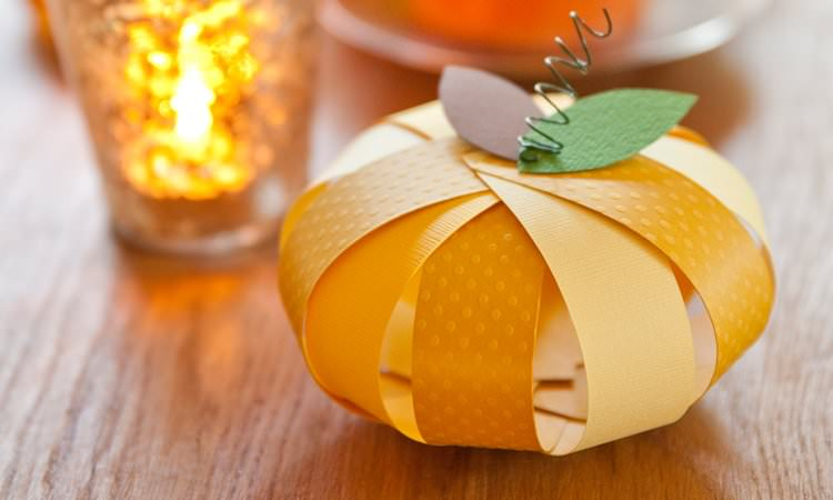 Pumpkin craft ideas -paper