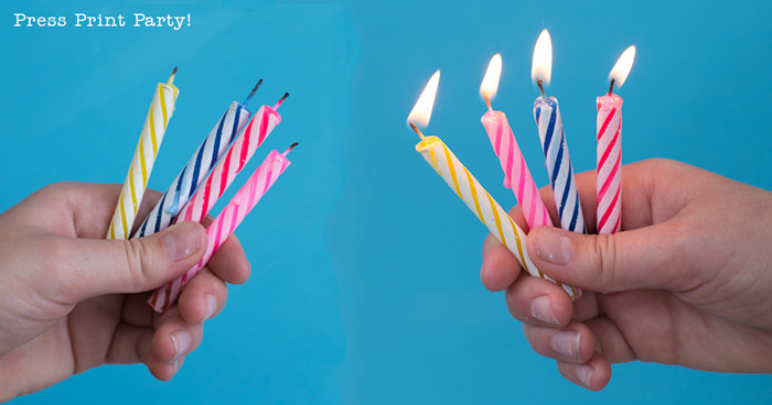 11 Best Birthday Party Hacks for Busy parents - By Press Print Party.