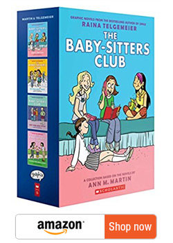 Ultimate gifts for Tweens - Gift guide for tweens- The Baby-sitters club