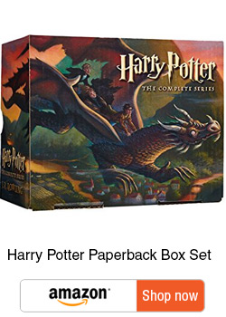 Ultimate gifts for Tweens - Gift guide for tweens - Harry Potter