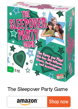 Ultimate gifts for Tweens - Gift guide for tweens - sleepover party game