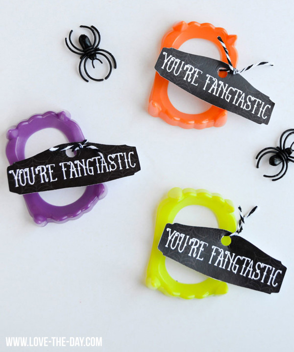 Free Halloween Printables - Tags - List by Press Print Party!
