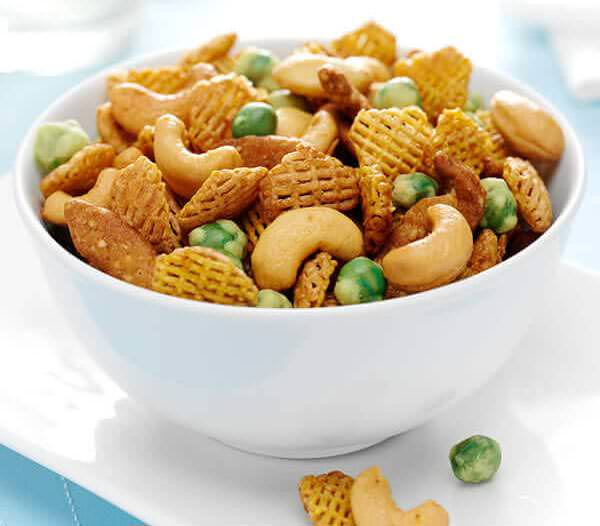Spicy chex mix recipes round up - Press Print Party!