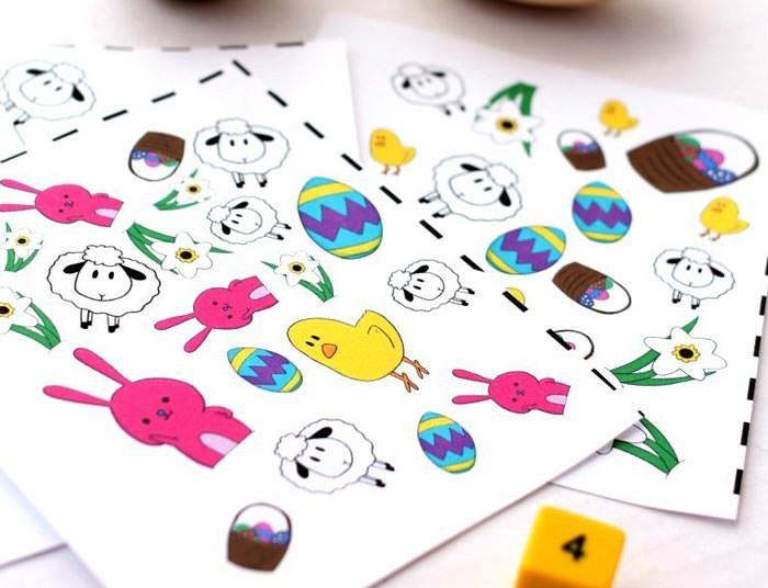 Easter free printable game