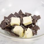 chocolate and butter. French Chocolate Truffles recipe - How to make chocolate truffles - Press Print Party!