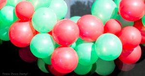 GarlandBasicsOrganicBalloonjust balloons and a string