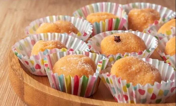 brazillian pumpkin treats - Cute desserts for thanksgiving