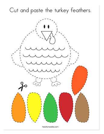 make a turkey activity page free coloring thanksgiving
