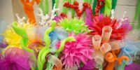 How to Make a Stunning Coral Reef Decoration for an Under the Sea Party