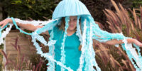 Awesome Jellyfish Costume DIY
