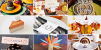 31 Awesome Thanksgiving Place Card Ideas