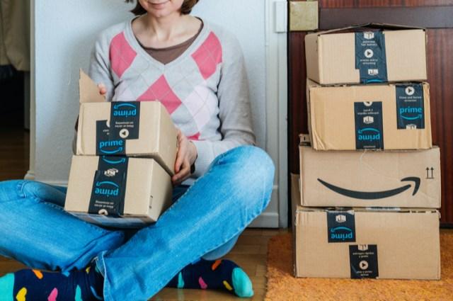 Amazon ne va livrer que les produits alimentaires, médicaux et d'hygiène