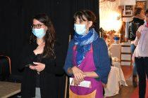 Amandine Podrini & Claire Godiard à Upcycling festival