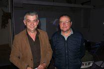 Jacques Chalvin et Pierre Gonzalvez au Upcycling festival