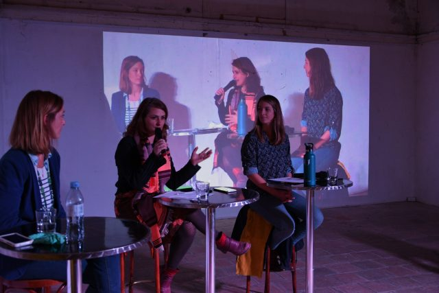 Laurianne Tribet & Linda Ecalle & Sarah Guilemin_Upcycling festival