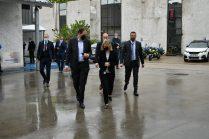 Welcome Agnès Pannier-Runacher à BOURGEAT Industrie