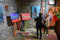 «Espoir de Vie» -Vernissage de exposition de 7 artistes internationaux à la Galerie d'Art Emma_9038