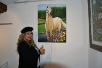 Maria Achmar Arous, en expo à la Galerie d'Art Emma