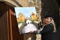 Maria Achmar Arouss, en exposition à la Galerie d'Art Emma