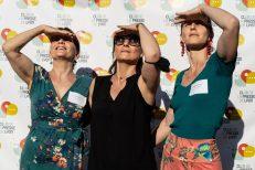 Marie-Laure Gerland, Nancy Pernollet, Natacha Débonnaire