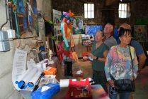 Découverte oeuvres de 5 artistes peintres à Galerie d'Art Emma