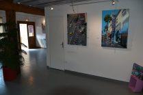Galerie d'Art Emma : expo de 5 artistes peintres