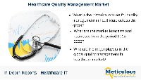 Quality Management in Healthcare Market Worth 3,698.1 Million USD By 2023, Says Meticulous Research 1