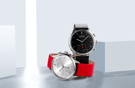 LANZOOM releases Weser Series smartwatch with practical modern features 5