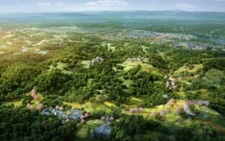 Inauguration du parc agricole technologique sino-français à Meishan 4