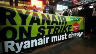 Ryanair warns on profits as strikes hit income 2