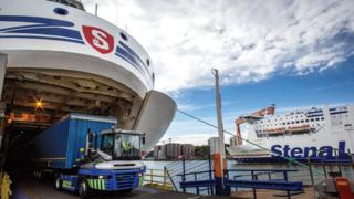 No-deal Brexit could hit food supplies, says Stena Line 1