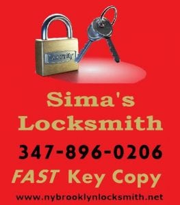 Sima's – Locksmith Ridgewood NY Offers the Best Locksmith Services to Customers in the Area 1