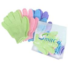 SmitCo Innovates Exfoliation Gloves to Accommodate Larger Hands 2