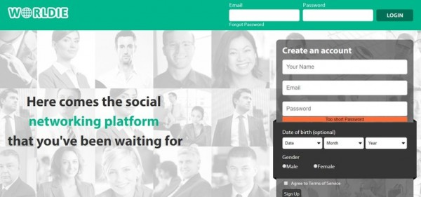 Worldie Social Media Platform Launches on StartEngine 2