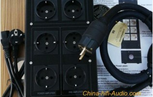 China-Hifi-Audio Announces Availability Of High Quality Power Cable Filter Socket At Affordable Prices 2
