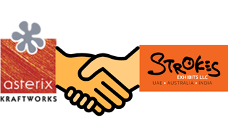 Exhibition Industry Leaders Strokes Exhibits LLC and Asterix Kraftworks LLC Join Forces for Expo 2020 1