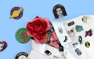 Forest Ink is Set to Become a Hub for Aesthetic Patches, Enamel Pins and Lapel Pins 12