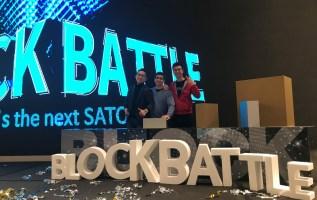 XMAX Wins a Top Five Spot on the Block Battle TV Show 4