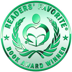 "Readers' Favorite recognizes ""City of Grudges"" in its annual international book award contest 13"