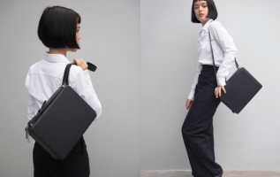 EMERGE – The Tumble 3-in-1 Minimal Bag To Launch on Indiegogo on November 29th 2