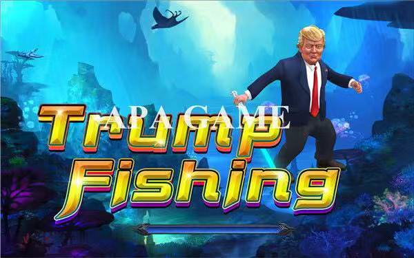 China Fishing Game Machine Company Announces A New Attraction Of Trump Vs Hillary Fishing Game For Worldwide Gamers 8