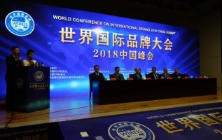 World Conference on International Brand 2018 China Summit Held in Xi'an 4