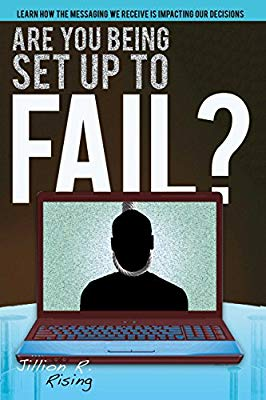 "Readers' Favorite recognizes ""Are You Being Set Up To Fail?"" in its annual international book award contest 3"