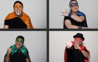 This Epic A cappella Superfriends Cartoon Tribute is Awesome 15