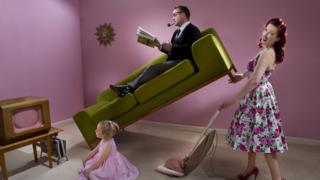 Watchdog bans 'harmful' gender stereotypes in adverts 16