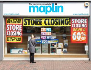 What went wrong on the High Street in 2018? 1