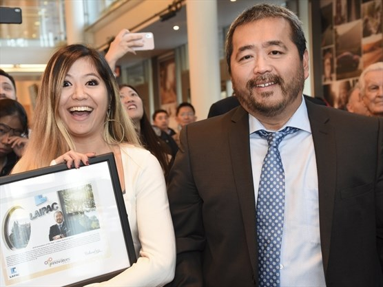 Laipac Technology Recognized by City of Richmond Hill with Innovator of the Year Award 19