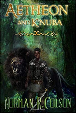 New Book Aetheon and K'nuba Causes Great Excitement – Norman R. Colson 1